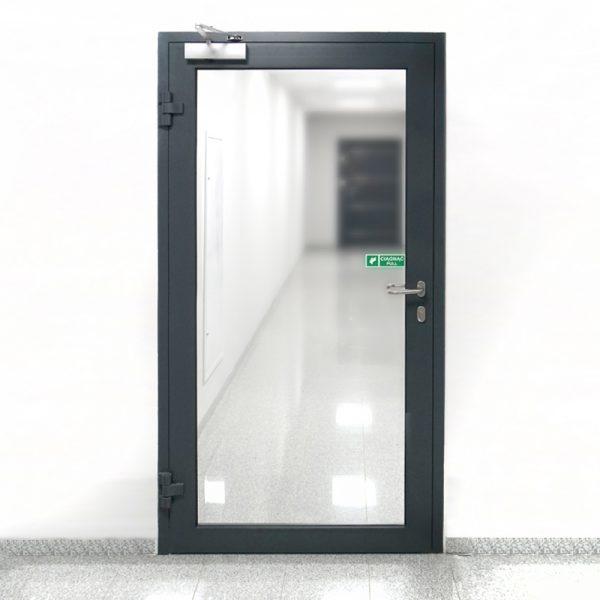 wroclaw drzwi aluminiowe