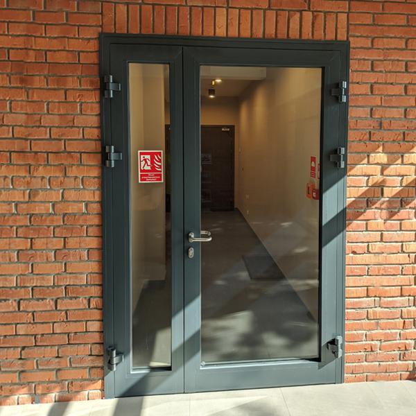 stobrawa drzwi aluminiowe